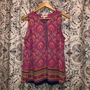 Women's DR2 sleeveless blouse